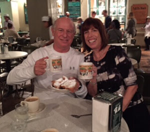 DataDale & DataEd at Cafe DuMonde