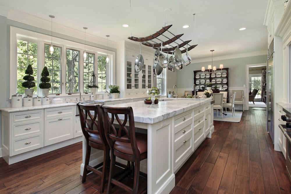 top 5 home improvement projects